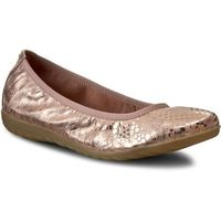 Baleriny - 9-22142-28 rose metallic 521, Caprice, 36-39