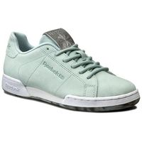 Reebok Buty - npc ii ne met bd1523 seaside grey/white/pewter