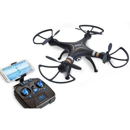 Gdzie kupić Duży Dron KK8SK z kamerą HD z FPV i funkcją zawisu