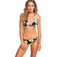 Roxy Strój kąpielowy - dr da fh fb j anthracite tropical love s (kvj6) rozmiar: s