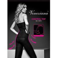 Veneziana Control Top 60 • ROZMIAR: 4/L • KOLOR: NERO