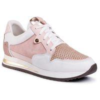 Sneakersy NESSI - 20685 Biały/Midź, kolor biały