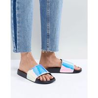 Monki Holographic Slider - Silver