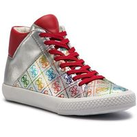 Guess Sneakersy - marty fj5mar fal12 red