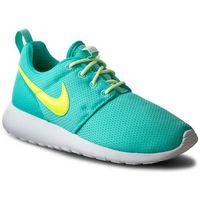 Buty - roshe one (gs) 599729 302 hyper turq/volt/clr jade/white, Nike
