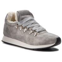 Sneakersy BIG STAR - BB274258 Silver, kolor szary