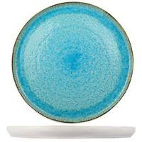 Talerz prezentacyjny azzurro 310 mm, błękitny | , laguna marki Cosy&trendy