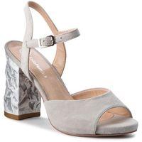 Sandały SOLO FEMME - 15202-11-G15/000-07-00 J. Szary, w 2 rozmiarach