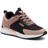 Sneakersy GUESS - Marlyn3 FL7MAR FAM12 BLACK, kolor wielokolorowy
