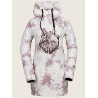 bielizna aktywna VOLCOM - Costus P/Over Fleece Pink (PNK) rozmiar: M