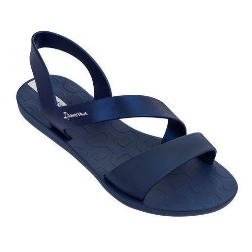 Damskie sandały ipanema vibe 82429-24675 granatowy 37 marki Rider-ipanema