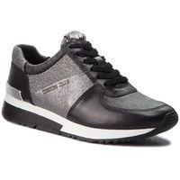 Sneakersy MICHAEL MICHAEL KORS - Allie Trainer 43F8ALFS1L Blk/Anthrcte, 1 rozmiar