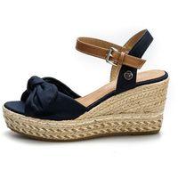 Tom Tailor sandały damskie 40 ciemny niebieski, kolor niebieski