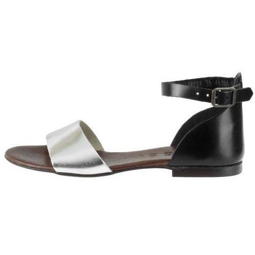 Sandały letnie Nessi 49204, kolor czarny