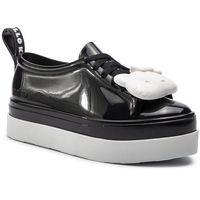 Sneakersy - be + hello kitty ad 32615 black/white 52675, Melissa, 35.5-41.5