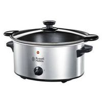 Wolnowar slow cooking all in one 22740-56 wolnowar inox marki Russell hobbs