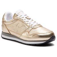 Sneakersy EMPORIO ARMANI - X3X058 XF278 00558 Polaris