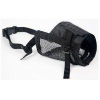 DINGO Kaganiec nylonowy dla psa, rozm. 2 - Rozm. 2 - obwód pyska: 16 - 20 cm