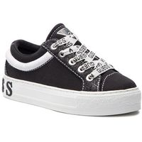 Guess Sneakersy - fl5ly5 fab12 black