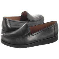 Mokasyny czarne 9-24750-23 016 black perlato (cp157-a) marki Caprice