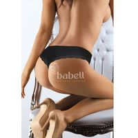 bbl 052 czarny stringi marki Babell