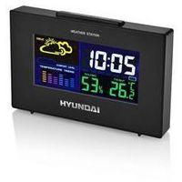 Stacja meteo ws2020 czarna marki Hyundai