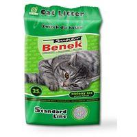 Certech super benek standard zielony las - żwirek dla kota zbrylający 25l (20kg) (5905397010722)