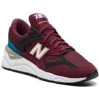 New balance Sneakersy - wsx90rpd bordowy