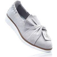 Buty wsuwane bonprix jasnoszary, 1 rozmiar