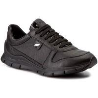 Sneakersy GEOX - D Sukie A D52F2A 00043 C9996 Black/Black, 1 rozmiar