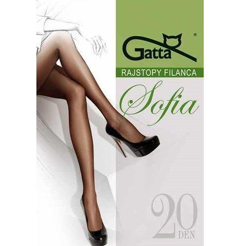 Gatta Rajstopy sofia 20 den 2 2-s, szary/grigio. gatta, 2-s