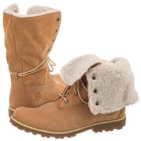 Trapery Timberland 6 Inch Shearling Boot A156N (TI41-b)