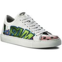 Sneakersy ICEBERG - Serena 17I ID1061A Nappa Color Bianco/Galaxy Bianco, kolor wielokolorowy