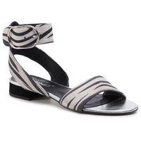 Sandały KARINO - 2980/053-P Biały Czarny