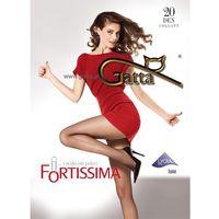FORTISSIMA 20 - Rajstopy gładie 3D, 20 DEN