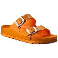 Klapki BIRKENSTOCK - Arizona 0129553 Neon Orange, w 5 rozmiarach