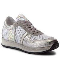 Sneakersy KHRIO - 181K3405PEMROTCSX Bianco/Platino/Avorio/Platino/Perla, w 5 rozmiarach