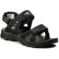 Sandały THE NORTH FACE - Hedgehog Sandal II T0CXS5LQ6 Tnf Black/Vintage White
