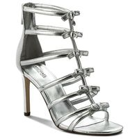 Sandały MICHAEL KORS - Veronica Sandal 40S8VRHA1M Silver, 36-40