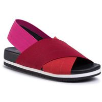 Sandały UNISA - Carlin Multi Chili/Popp, kolor wielokolorowy
