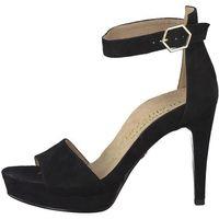 Tamaris sandały damskie 39 czarne, 1 rozmiar