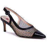 Sandały HÖGL - 9-106210 Black 0100, w 5 rozmiarach
