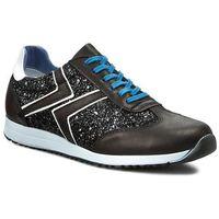 Sneakersy CARINII - B3360 Sandro 04/Planet 3/Nappa Biała