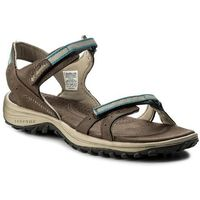 Sandały COLUMBIA - Santiam BL4622 Mud/Canyon Blue 255, 36-41