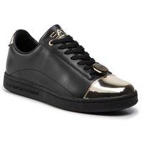 Sneakersy - x8x042 xk074 n692 black/lt gold marki Ea7 emporio armani