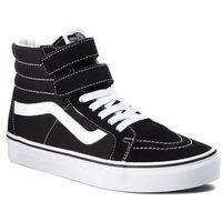 Sneakersy VANS - SK8-Hi Reissue V VN0A3MV66BT Black/True White