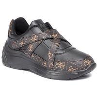 Sneakersy - staycee fl8ste fal12 blkbr marki Guess