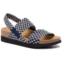 Sandały - kaory sandal f27033 1813 360 blue/light grey, Scholl, 36-39