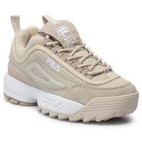 Sneakersy FILA - Disruptor Mm Low Wmn 1010607.00Y Antique White
