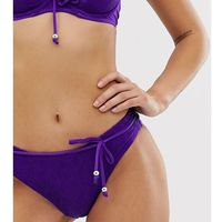 Pour moi puerto rico belted brief - purple